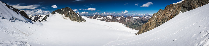 Glacier backview