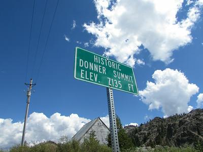 CA- Donner Pass