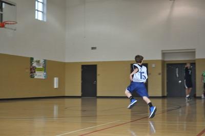 Andrew Basketball
