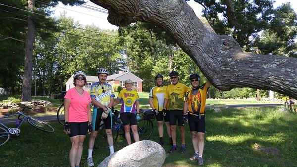 September 4 Sunday Ride