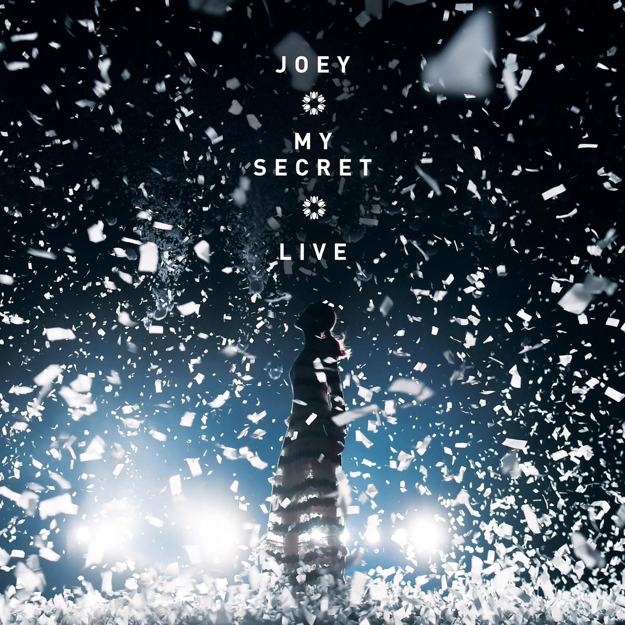 容祖儿 Joey. My Secret. Live