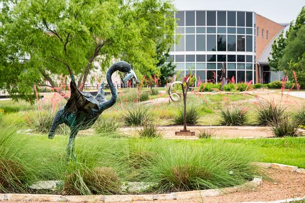 Cedar Park Sculpture Garden