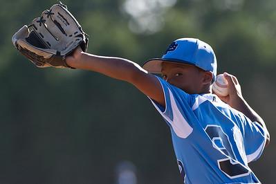 GP Baseball, U8, 7-15-11