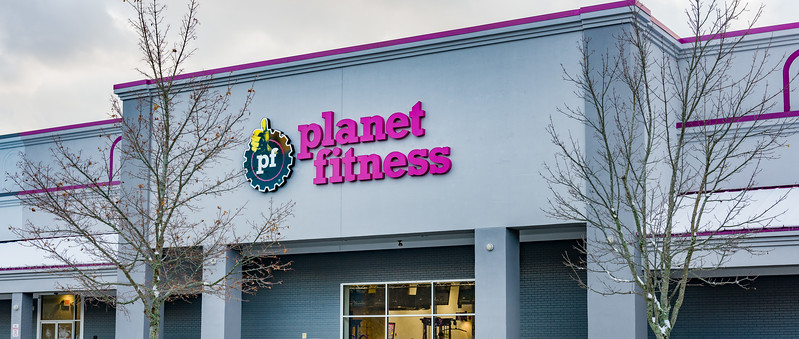 Planet Fitness 2017