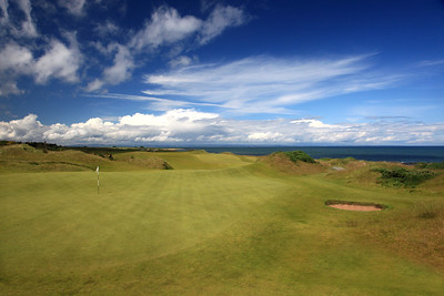 Kingsbarns Golf Links, Kingsbarns, Scotland