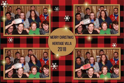 Heritage Villa Christmas Party 2018
