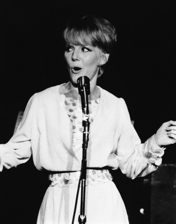 . Petula Clark, shown in 1966, will perform Dec. 15 at the Kent Stage. For more information, visit www.thekentstage.com/event/1581363-petula-clark-kent. (AP Photo)