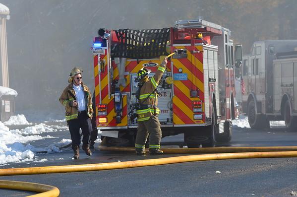 Pro Automotive Fire -- 10/30/11