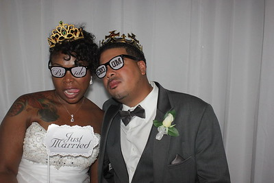 Cre and Adam's Wedding Photo Booth