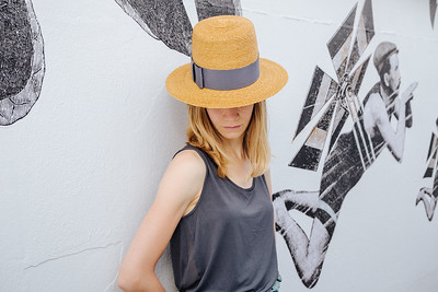 WEB HAT & STYLED BY VANJA JOCIC