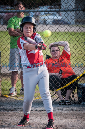Taylor Softball Minors Tournament 2015 Day two
