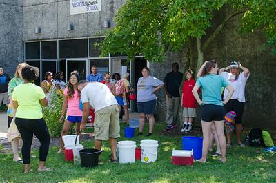 Gauger ALS Ice Bucket Challenge Aug 27 2014