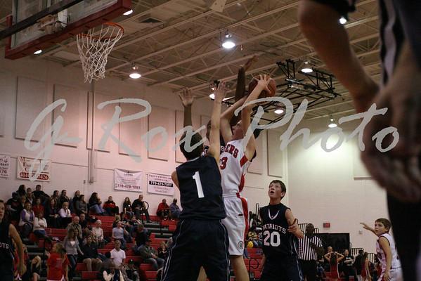 2012-2013 Teasley Boys Basketball