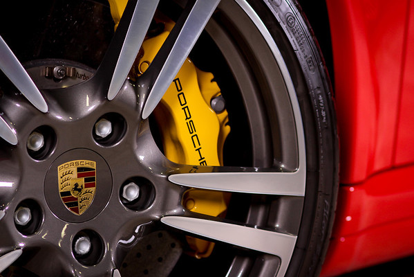 C.M.C Porsche 911 Turbo S