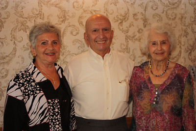 Grandpa Ben's 80th Birthday