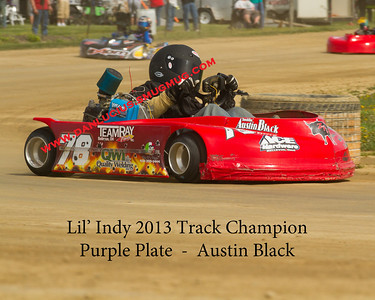 Lil' Indy 2013 Awards