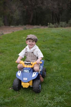 Judah 3 years old