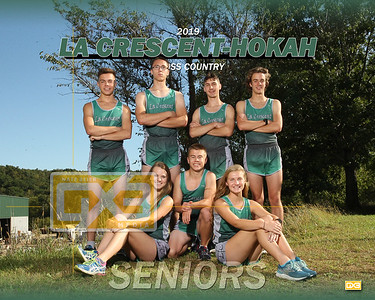 La Crescent-Hokah cross country CC19