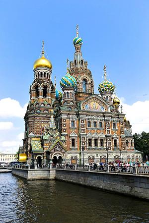 Russia - St. Petersburg 2016