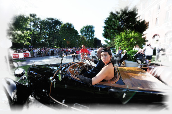 Concours d'Elegance automobile 2010