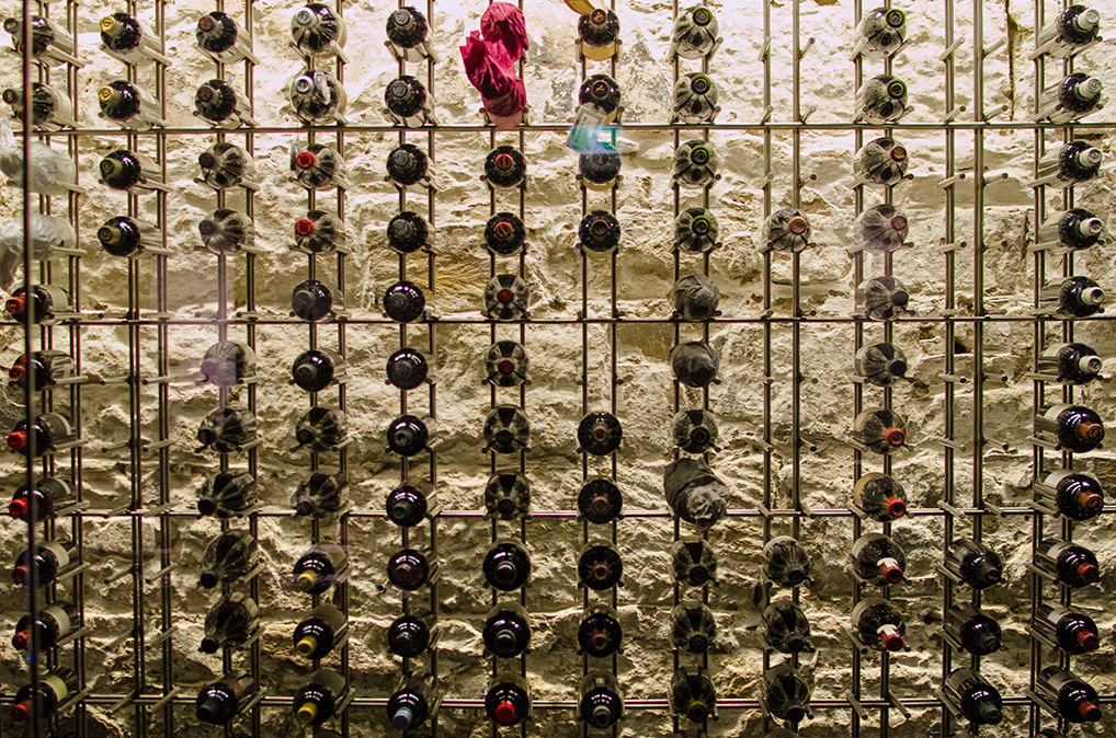 Wine cellar - Landscape