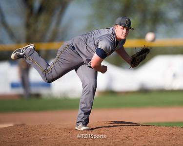 Varsity Baseball @ Lake Orion 5/16/2018
