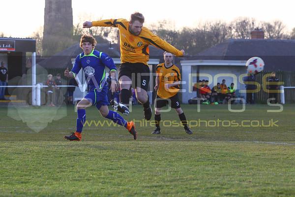 Grimethorpe Sports v Wandsworth Paramore Reserves Sheffield & Hallamshire Saturday cup final