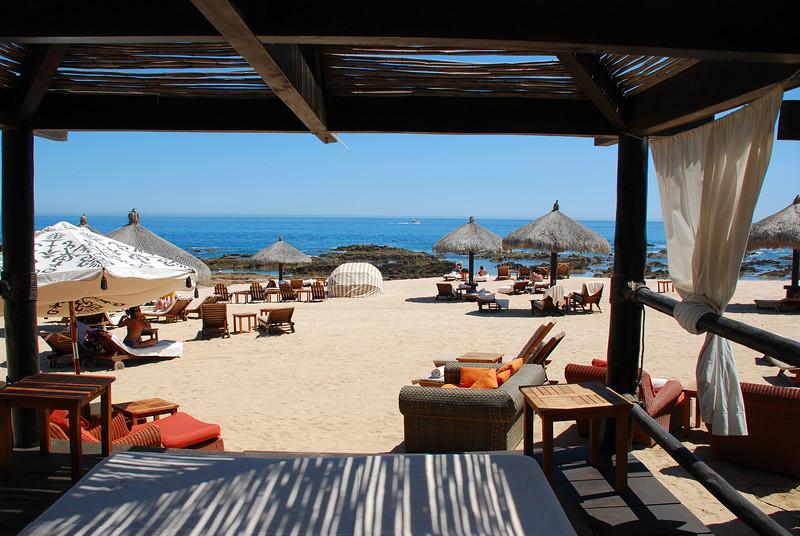 Cabana at Fiesta Americana Hotel and Resort, Cabo San Lucas Mexico