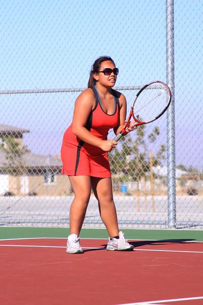 OakHills high Girls tennis 2010