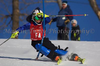 Lutsen, MN. - Women SL - March 27, 2011