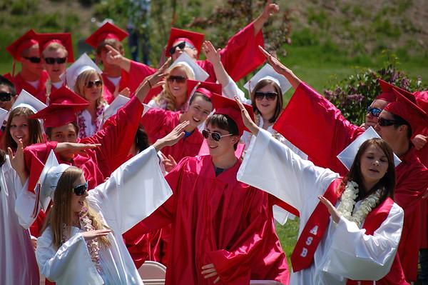 Truckee HS Graduation 2011