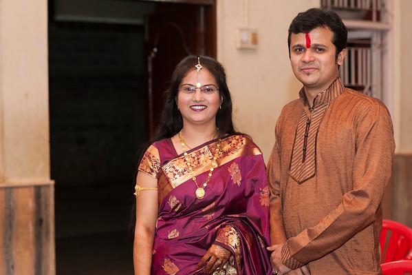 Vighnesh & Manasi's Wedding