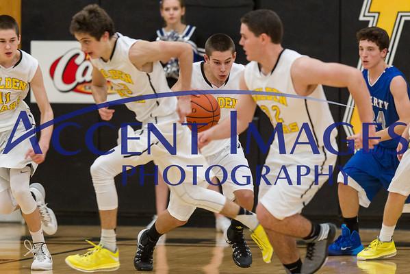 UAHS JV Basketball 12-13-13