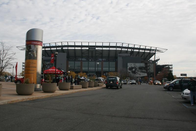 11 11 13 Phila. Eagles vs Arizona Cardinals
