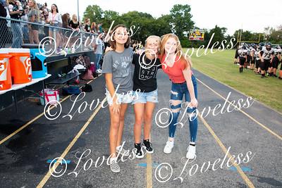 Football Homecoming 9/16/21