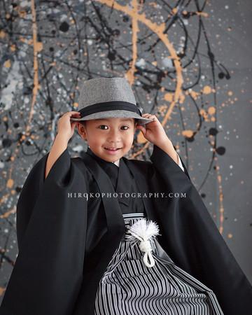 Shichi-Go-San Kimono