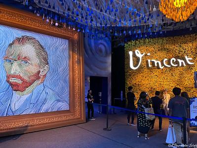 Immersive Van Gogh June 2021