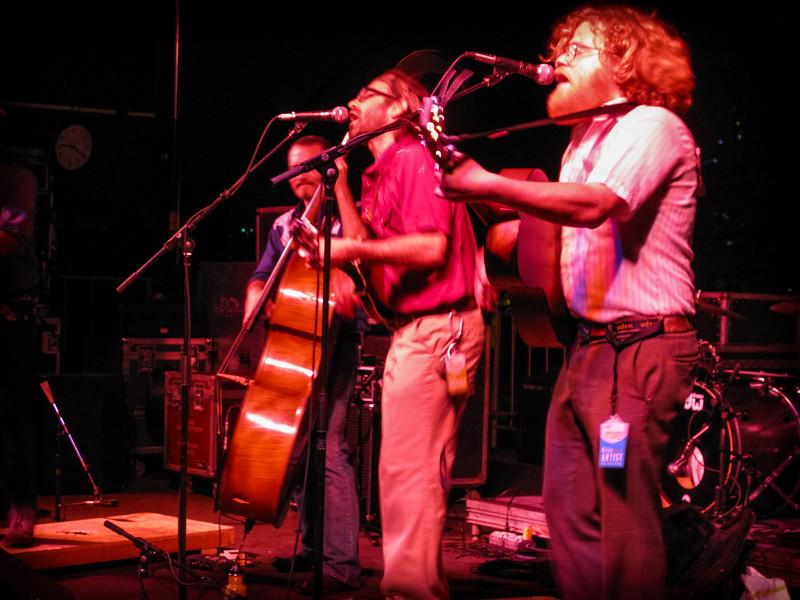 Hoots and Helmouth, XPN Festival,  NJ
