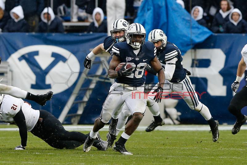 NCAA Football: Idaho State at Brigham Young