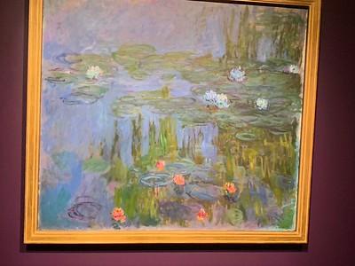Monet Exhibit
