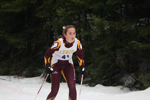 Berkshire League Nordic Ski Meet, Week 2  -  010519