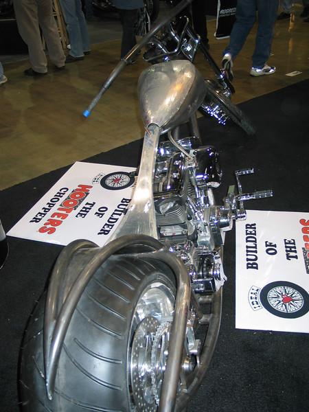 Ideal Ride Chopper
