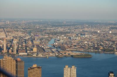 NYC vanaf ESB 2005