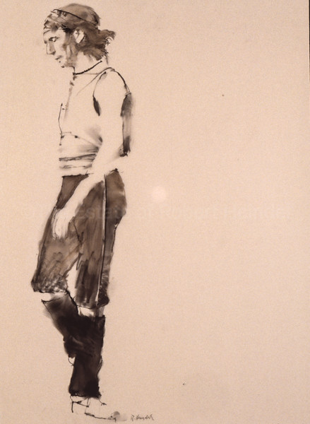 Ballet #258 (c1980s)