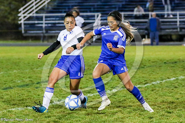Fortuna Girls Soccer NCS R1 vs Lower Lake 11.3.18