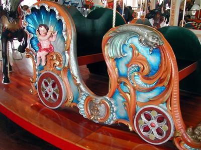 Seabreeze Park Carousel