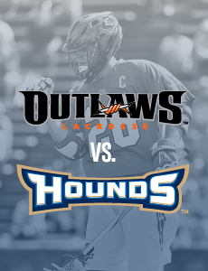 Outlaws @ Hounds (7/23/16)