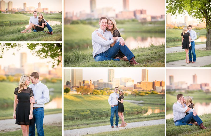Madison + Preston Engagements