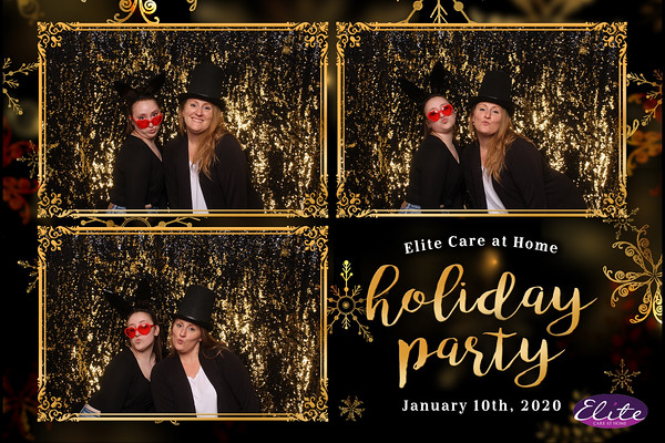 Elite Care at Home Holiday Party 2020