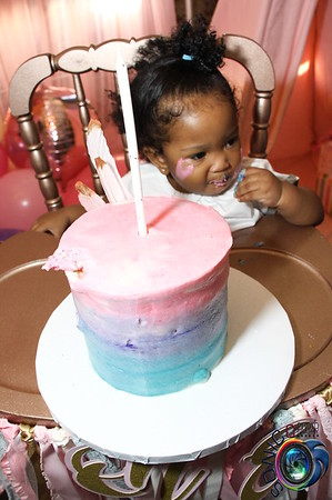 SEPTEMBER 15TH, 2018: TAYLOUR'S 1ST BIRTHDAY BASH